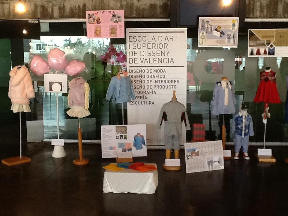 Exposición 2º Moda enFIMI